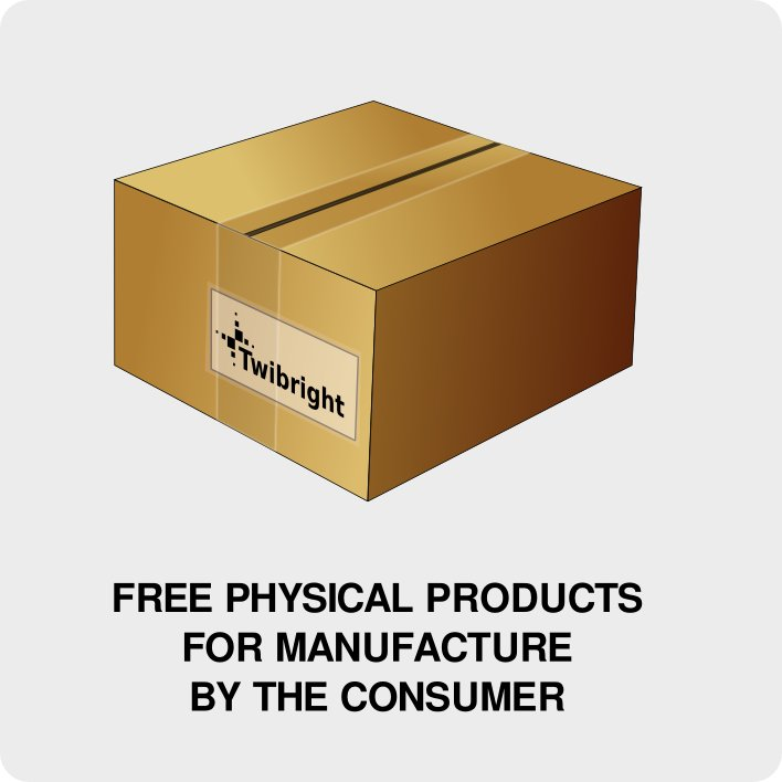 Freely Downloadable Physical Products